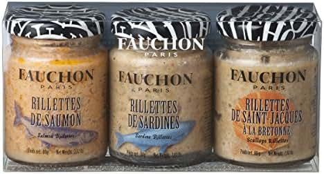 Fauchon - Le Trio Rillettes de la Mer