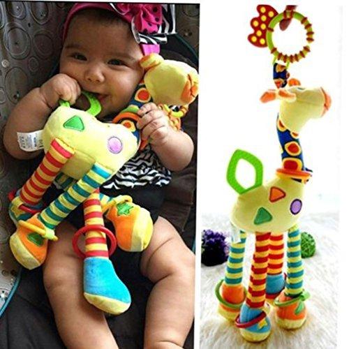 8m Kinderwagenkette H?ngende Spielzeug Bunte Niedlich Giraffe Spielzeug für Baby