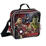 Bolsa portameriendas Vengadores Avengers Marvel Mighty termica