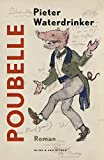 Front cover for the book Poubelle by Pieter Waterdrinker