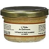 L'Atelier des Gastronomes Tartinade de Truite Saumonée à l'Aneth 80 g -