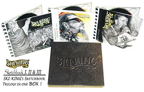 Sketchbook I, Ii, Iii (3cd Box)