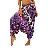 Die besten Thailand Mens Yoga Pants - Men Women Thai Harem Trousers, Boho Hippy High Bewertungen