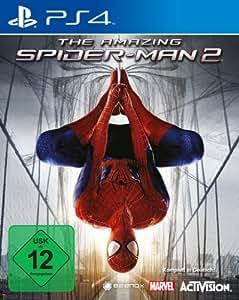 the amazing spiderman 2 playstation 4 games. Black Bedroom Furniture Sets. Home Design Ideas
