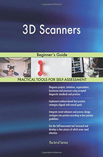 3D Scanners: Beginner\'s Guide