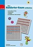 SCHUBI Abaco 100 mit Zahlen / Die selbstkontrollierende Hundertertafel mit dem genialen Dreh!: SCHUBI ABACO 100: Den Hunderterraum entdecken: Koipervorlagen