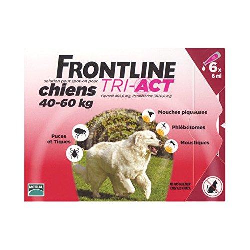 frontline-tri-act-chien-40-60-kg-boite-de-6-pipettes-antiparasitaires-3-en-1