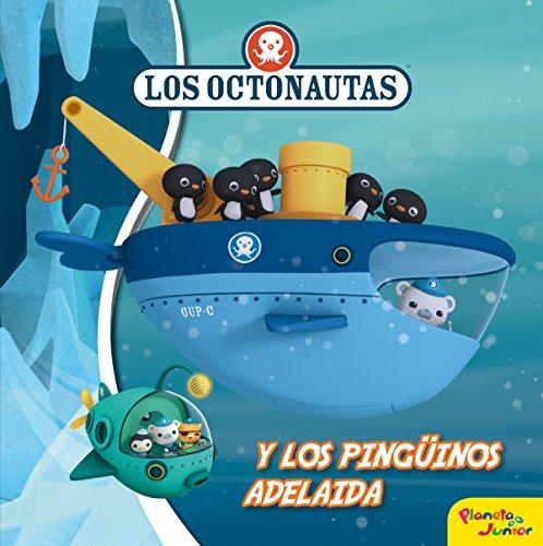 Los Octonautas y los pingüinos adelaida por Octonautas