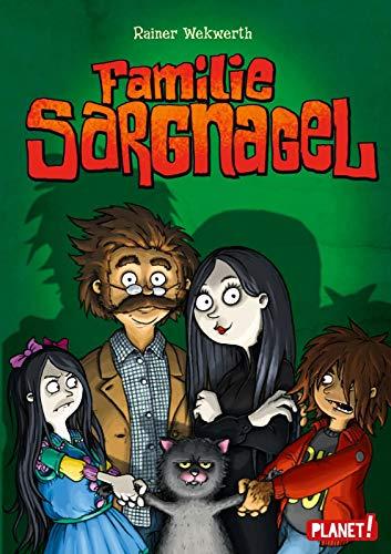Familie Sargnagel (Werwolf Halloween Zeichnen)