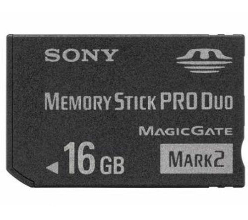 ELTON 16GB Memory Stick Pro Hg Duo Hx Magic Gate Card For Sony Psp Camera