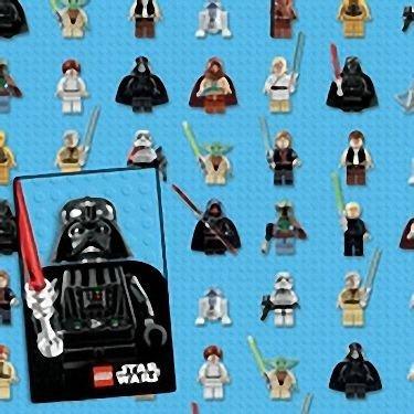 Lego Star Wars Geschenk Wrap (Party Star Wars Supplies Lego)