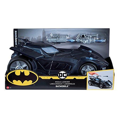 atmobil, mit Abschussvorrichtung, für 30 cm Figuren (Batmobile Batman)