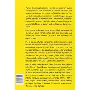 El guió. Story: Substància, estructura, estil i els principis de l'escriptura de guions (Minus)