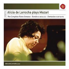 Piano Sonata, K. 311 in D: Rondeau: Allegro