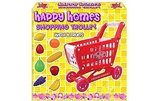 Happy Carrito de la Compra Hogares (Multicolor)