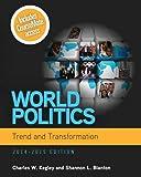 World Politics: Trend and Transformation, 2014 -...