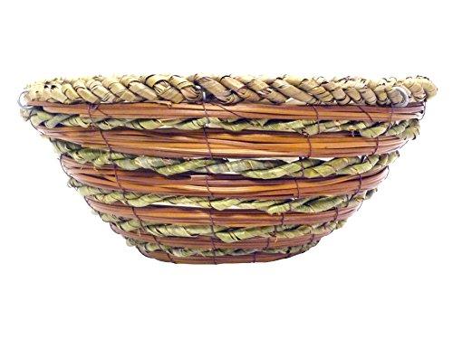 Tierra Garden 60–183335,6cm Palm Leaf Seil und Farn Hängekorb