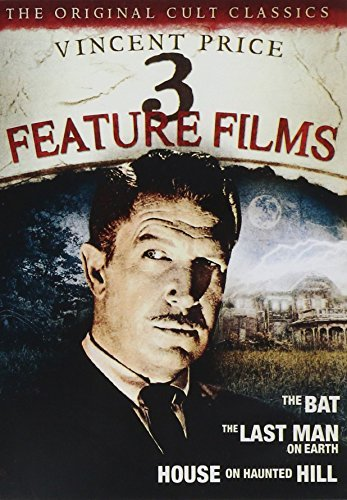 The House on Haunted Hill/The Bat/The Last Man on Earth by Vincent Price (House Of Haunted Hill)