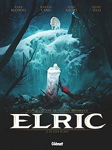 vignette de 'Elric n° 3<br /> Le loup blanc (Julien Blondel)'