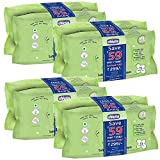 #7: Chicco Baby Wipes 72 (Pack of 4)