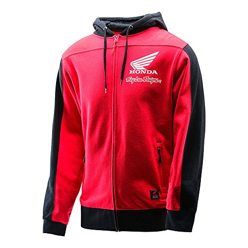 troy-lee-designs-2016-honda-ala-zip-up-felpa-con-cappuccio-red-l