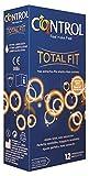 Control Total Fit Preservativos - 12 Unidades