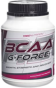 Trec Nutrition Bcaa G-force Orange 600g 1 g