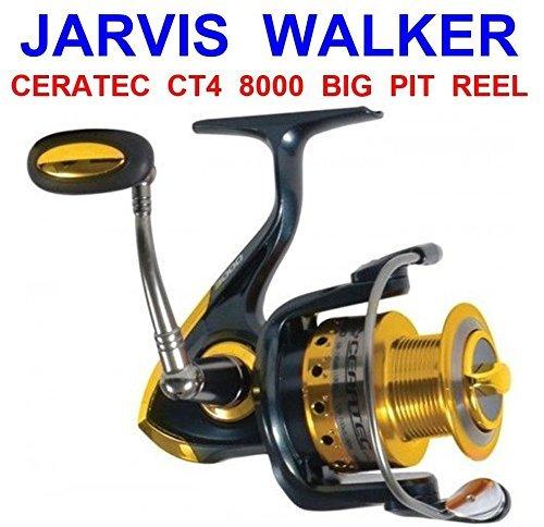 jarvis-walker-ceratec-ct4-8000-5-lager-rostfrei-schaft-anti-reverse-spinnen-angelrolle