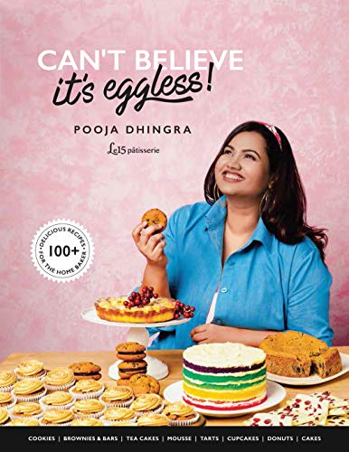 Can't Believe It's Eggless!