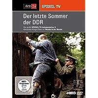 Spiegel TV - Der letzte Sommer der DDR [4 DVDs]