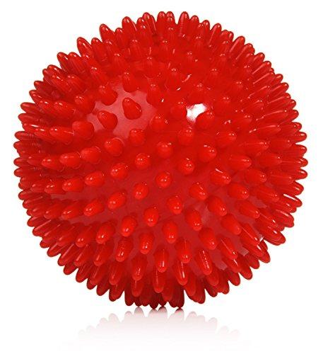 dersoning Kugel Massage-Kugelschreiber Miniatur Kunststoff Kreative bis 10cm (zufällige Farbe)