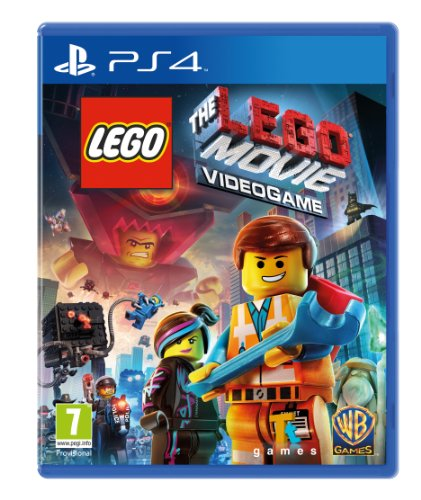 Warner Bros The LEGO Movie Videogame, PS4 [Edizione: Regno Unito]