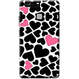 Mott2 Back Case For Huawei P9 | Huawei P9Back Cover | Huawei P9 Back Case - Printed Designer Hard Plastic Case - Girls Theme - B0759W77GH