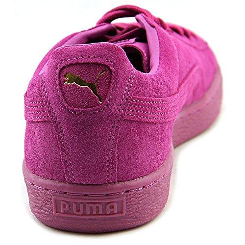 Puma Herren Suede Classic + Mono Iced Schuhe Meadow Mauve/Team Gold