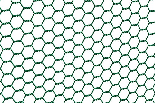 GAH-Alberts 614225 Sechseckgeflecht, grün,500 mm Höhe, 10 m Rolle, 25 mm Maschenweite