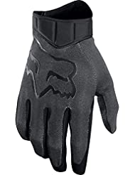Fox Airline Gloves Race – Black/Charcoal, Large