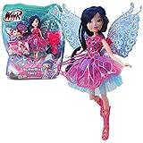 Winx Club - Butterflix Fairy Muñeca - Hadas Musa magia Vestimenta
