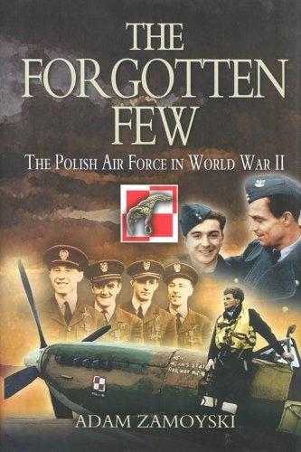 Portada del libro FORGOTTEN FEW: The Polish Air Force in World War II by Adam Zamoyski (2004-09-02)