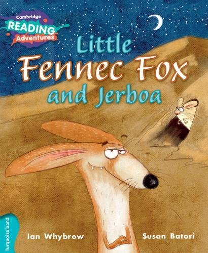 Little Fennec Fox and Jerboa