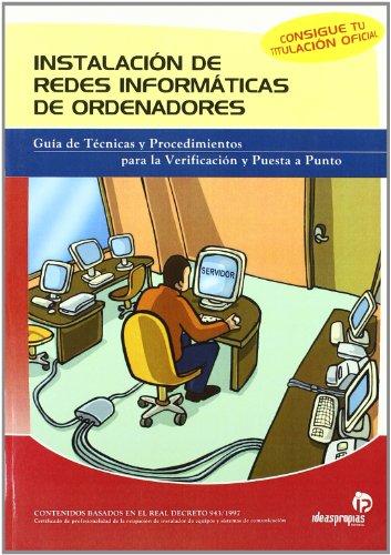 Instalación de redes informáticas de ordenadores (Electricidad y electrónica) por Rubén Iglesias Mouteira