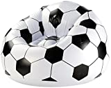 amscan- Pouf Gonflable-Ballon de Foot, 298