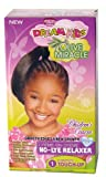 African Pride Dream Kids Olive Miracle No-Lye Relaxer Kit 1 Touch up Coarse