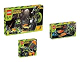 Lego 66319 Powerminers Superpack 3 in 1 - LEGO
