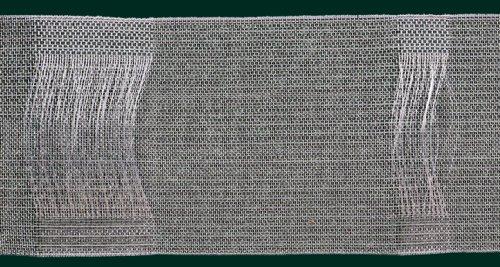 Schlaufenband transparent 7 Varianten Gardinenband Universalband Faltenband