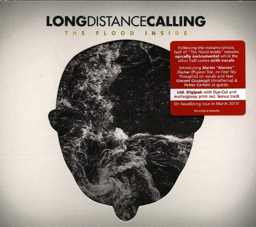 The Flood Inside (Limited Edition) By Long Distance Calling (2013-03-04)