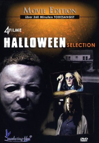 Halloween Selection - Movie Edition [2 DVDs]