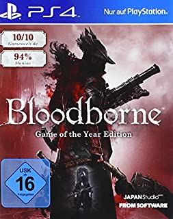 Bloodborne - Game of the Year Edition - [PlayStation 4] (B01733YMKU) | Amazon price tracker / tracking, Amazon price history charts, Amazon price watches, Amazon price drop alerts