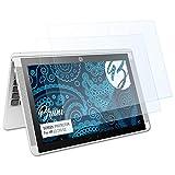 Bruni Schutzfolie für HP x2 210 G2 Folie - 2 x glasklare Displayschutzfolie