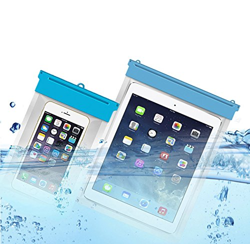 Funda bolsa antiagua sumergible para iPhone Samsung Galaxy bq Sony HTC