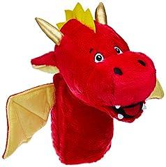 Idea Regalo - Hobbyheadz - Drago di peluche per testa di monopattino